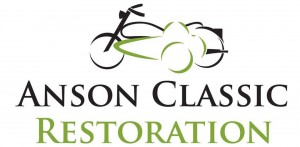 Anson Classic Motorcycle restoration